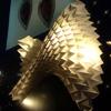 Оригамная структура - витрина производство NOMER22