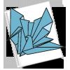Схема журавлика